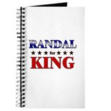RANDAL for king Journal