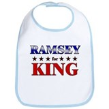 RAMSEY for king Bib