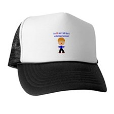 Don't understand women 86 Trucker Hat