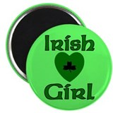 Irish Girl Magnet