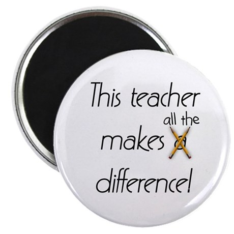 "This Teacher 2.25"" Magnet (10 pack)"