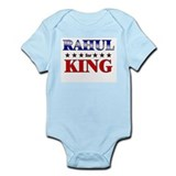 RAHUL for king Onesie