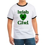 Irish Girl Ringer T