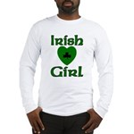 Irish Girl Long Sleeve T-Shirt
