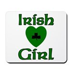 Irish Girl Mousepad
