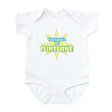 Sunshine with a Sun Infant Bodysuit