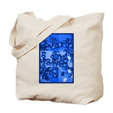 Easter Blue Tote Bag