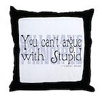 Callahan's Principle Throw Pillow