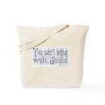 Callahan's Principle Tote Bag