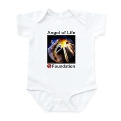 Angel of Life Foundation Infant Creeper