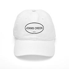 Johns Creek Oval Baseball Cap