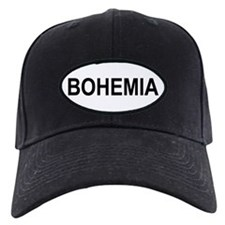 Bohemia Oval Baseball Hat