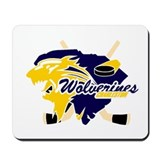 Unique Wolverine Mousepad