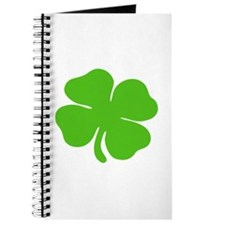 St. Patrick's Day Shamrock Journal