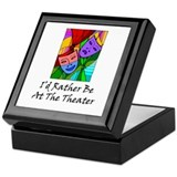 Theater Keepsake Box