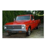 1971 Truck Postcards (Package of 8)