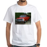 1971 Truck White T-Shirt