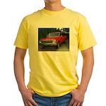 1971 Truck Yellow T-Shirt