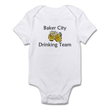 Baker City Infant Bodysuit