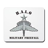 Senior HALO wings H.A.L.O. ar Mousepad