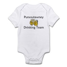 Punxsutawney Infant Bodysuit