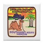 DEA Southwest Asia Tile Coaster