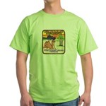 DEA Southwest Asia Green T-Shirt