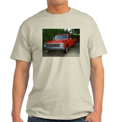1971 C###y Truck Front & Rear Light T-Shirt