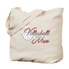 Volleyball Mom 3 Tote Bag