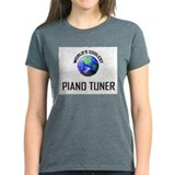 World's Coolest PIANO TUNER Tee