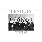 Penguin This Postcards (Package of 8)