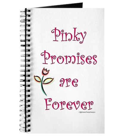 Pinky Promises Journal