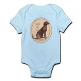 plott hound walks Onesie