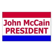Senator John McCain <BR>Decal