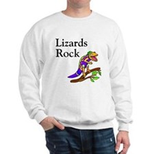 Lizards Rock Sweatshirt