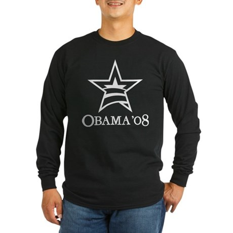 Long Sleeve Midnight Dark T-Shirt