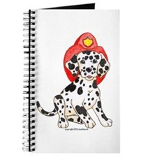Fireman's Dalmation Journal