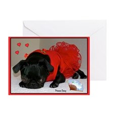 Loving You Valentine Greeting Cards (Pk of 10)