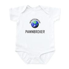 World's Coolest PAWNBROKER Infant Bodysuit
