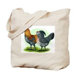 Easter Egg Chickens Tote Bag