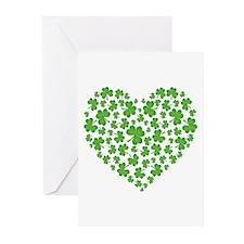 My Irish Heart Greeting Cards (Pk of 10)