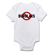 Anti burglars Infant Bodysuit