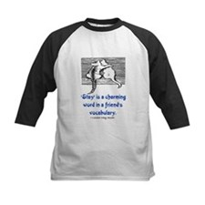STAY IS A CHARMING WORD Tee