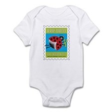 Donor Bug Too Infant Bodysuit