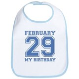 Varsity 29 Birthday Bib