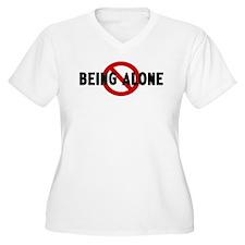 Anti being alone T-Shirt