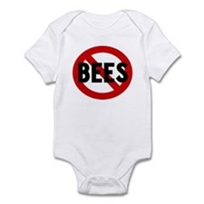 Anti bees Infant Bodysuit