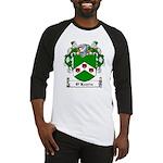 O'Kearin Family Crest Baseball Jersey