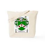 O'Kearin Family Crest Tote Bag