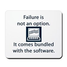 Failure Mousepad